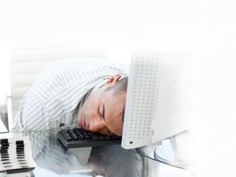 Burnout-Syndrom und chronische-Müdigkeit
